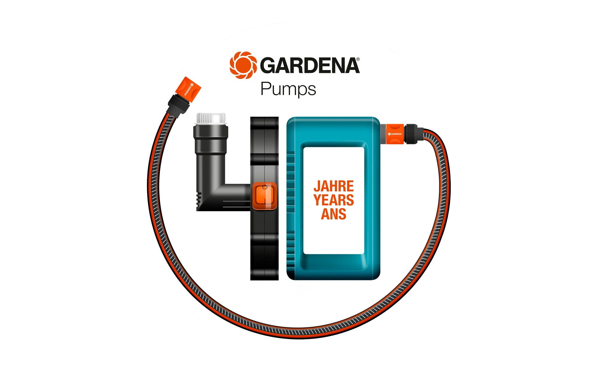 GARDENA - 40 years of innovation experience