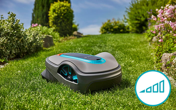 GARDENA robotic lawn mower
