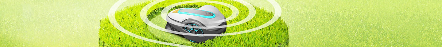 Robotic Lawnmower feature