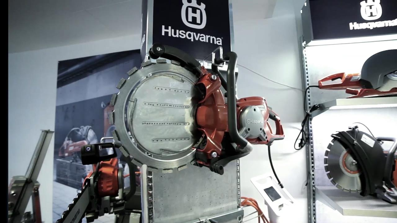 DXR user guide - Husqvarna service