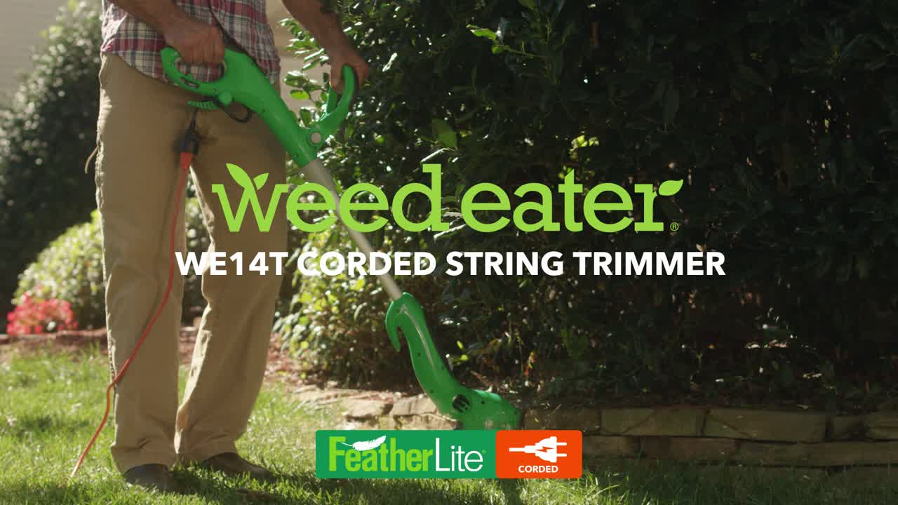 WE14T Trimmer Video