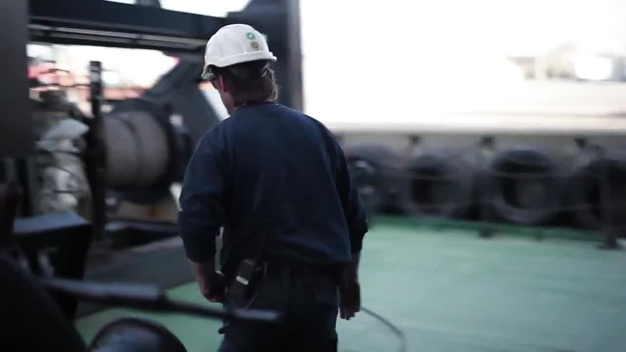 Special applications - subsea cutting (testimonial)