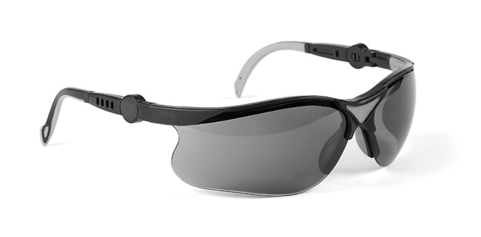 Protective glasses Grey
