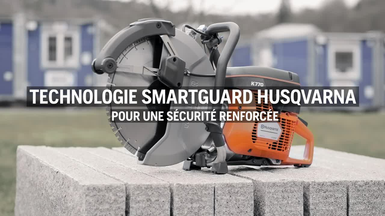 SmartGuard video (French)