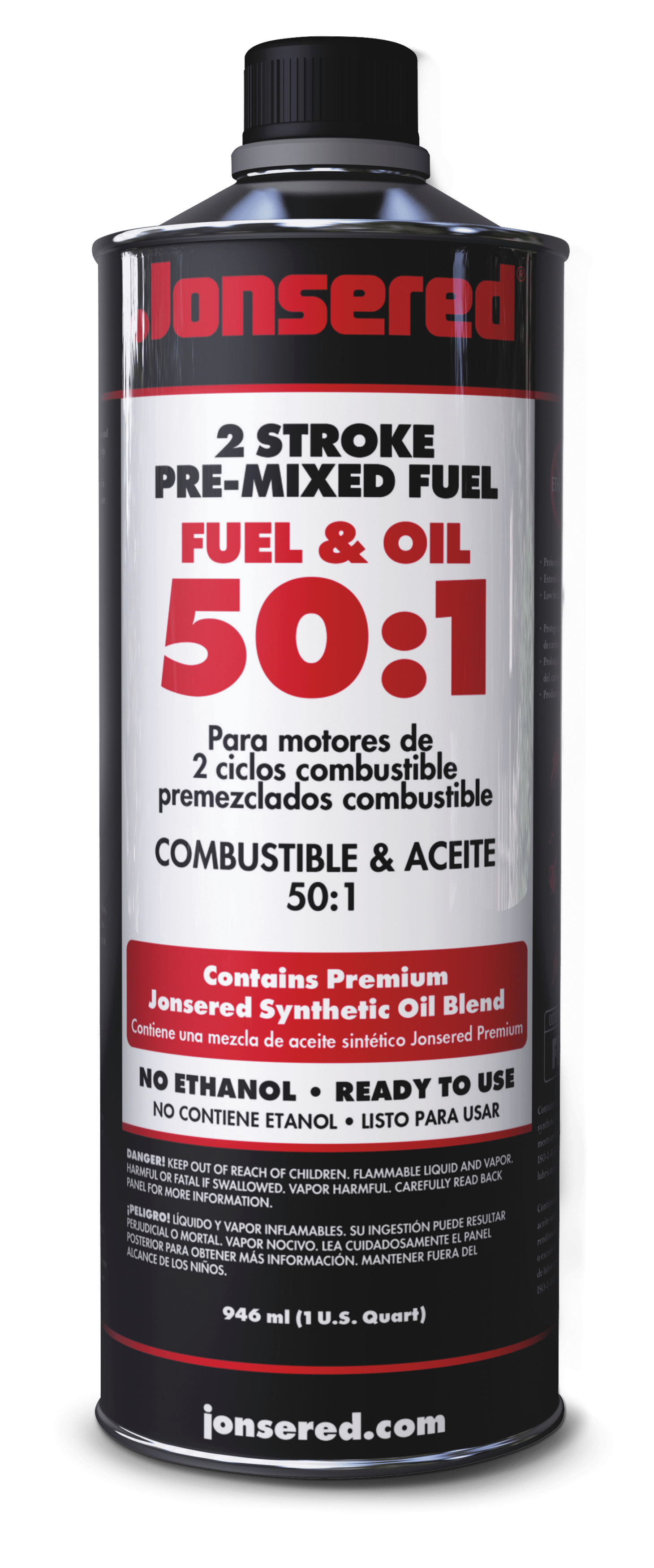 Jonsered Pre-Mixed Fuel