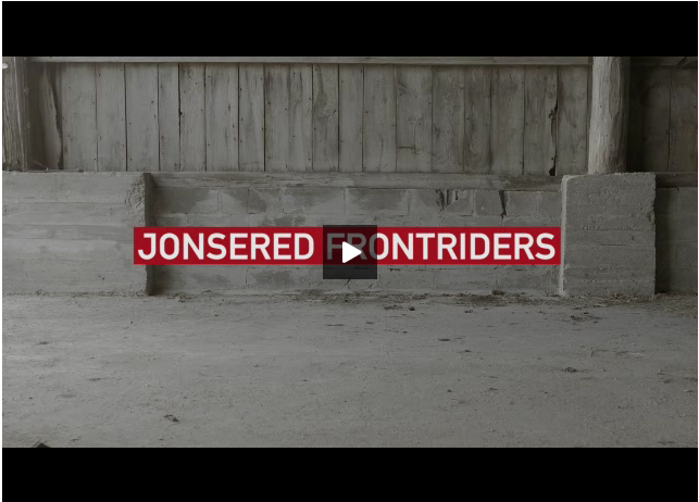 Jonsered Frontriders: Featurefilm
