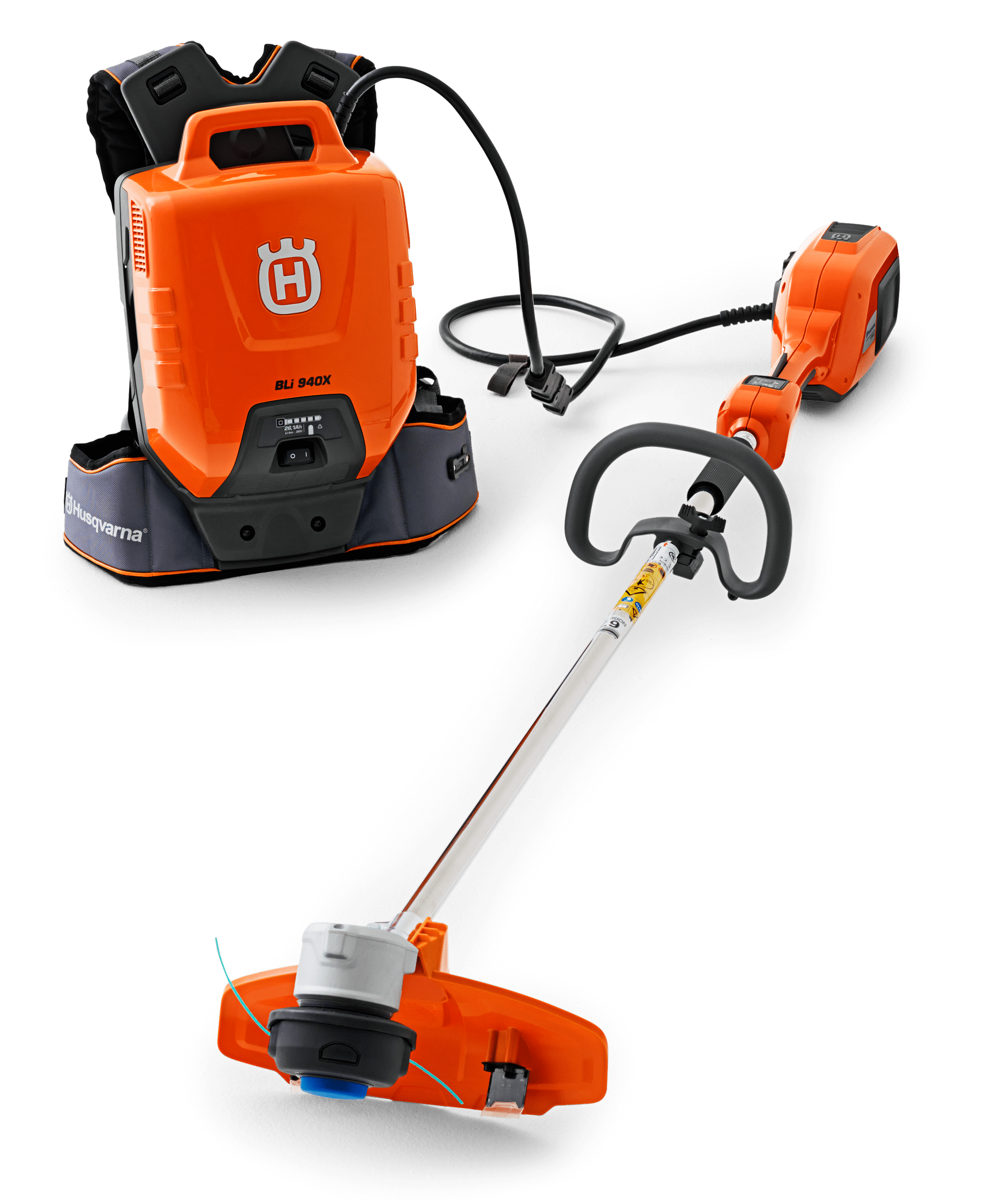 536LiL Grass Trimmer, Battery, incl. BLi940X