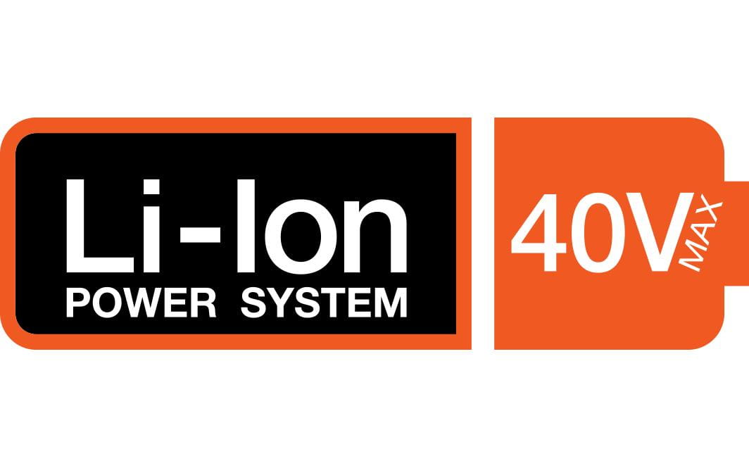 WEB ONLY - Li-Ion 40V MAX