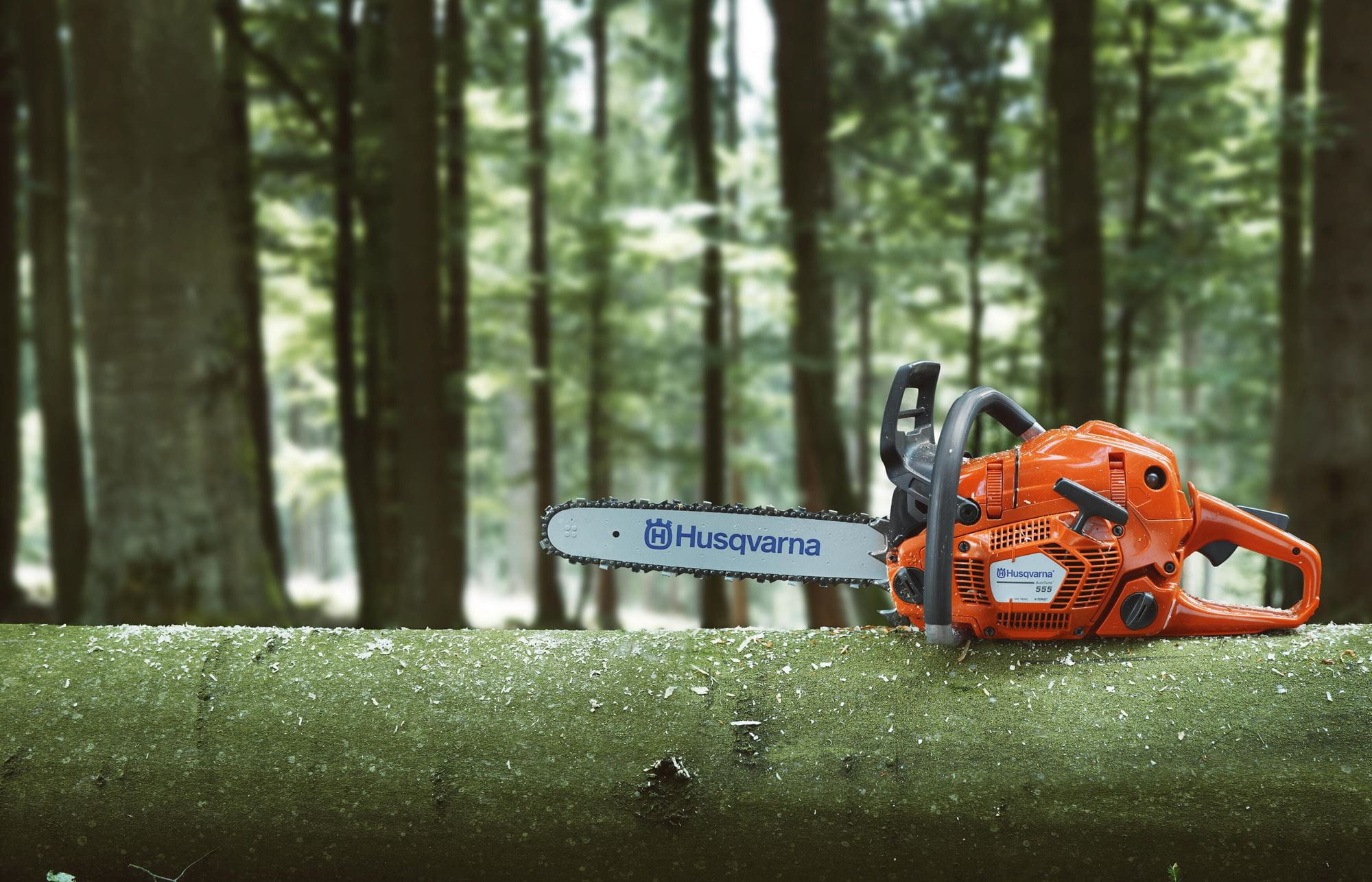 Husqvarna Battery Chainsaw