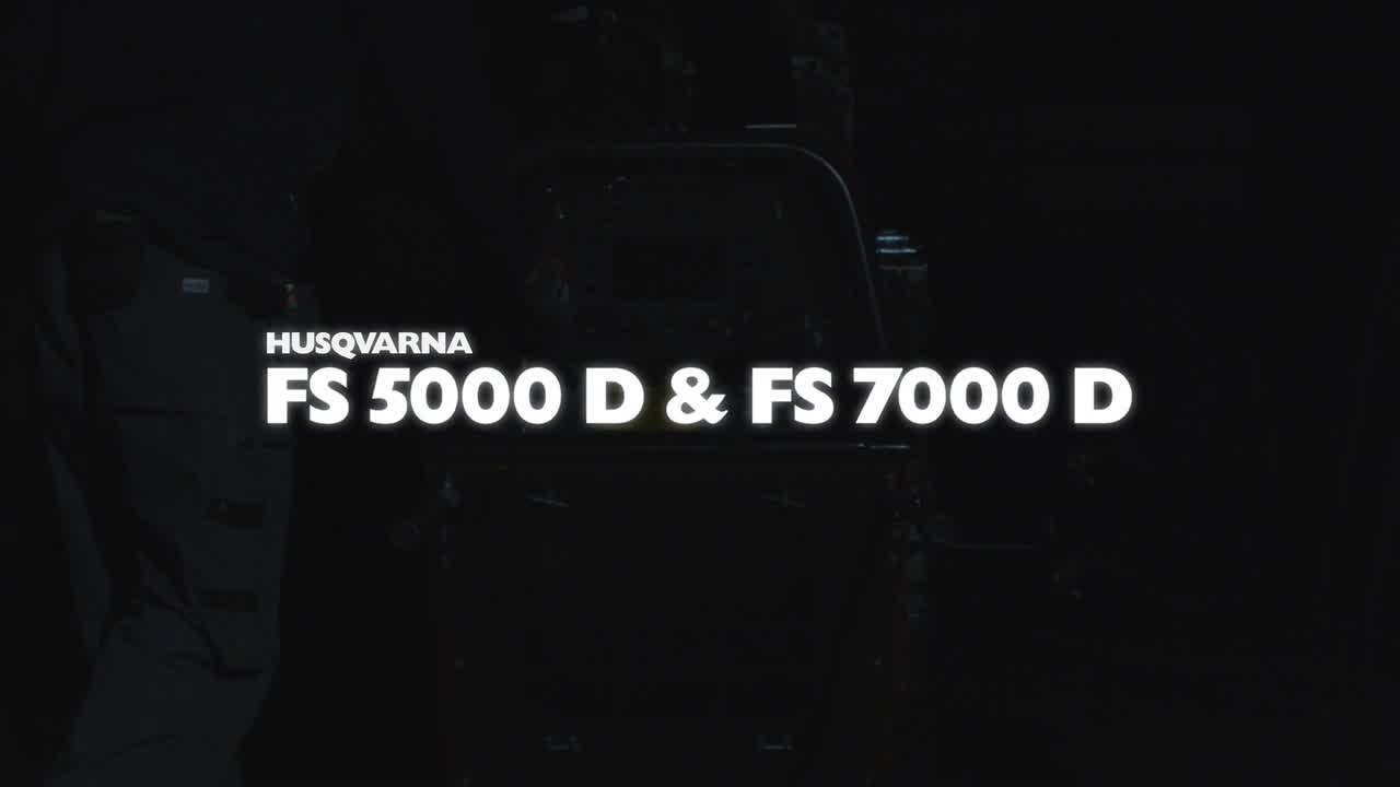 Fs 5000 D / FS 7000 D launch video