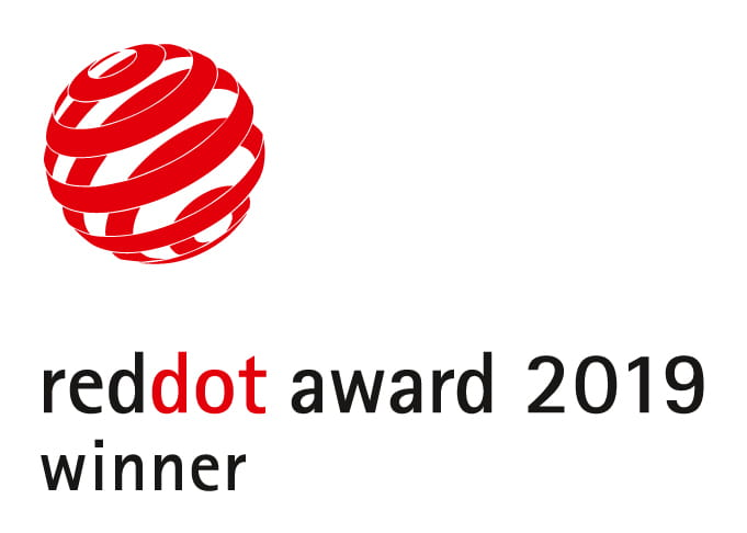 Red Dot Award logo 2019