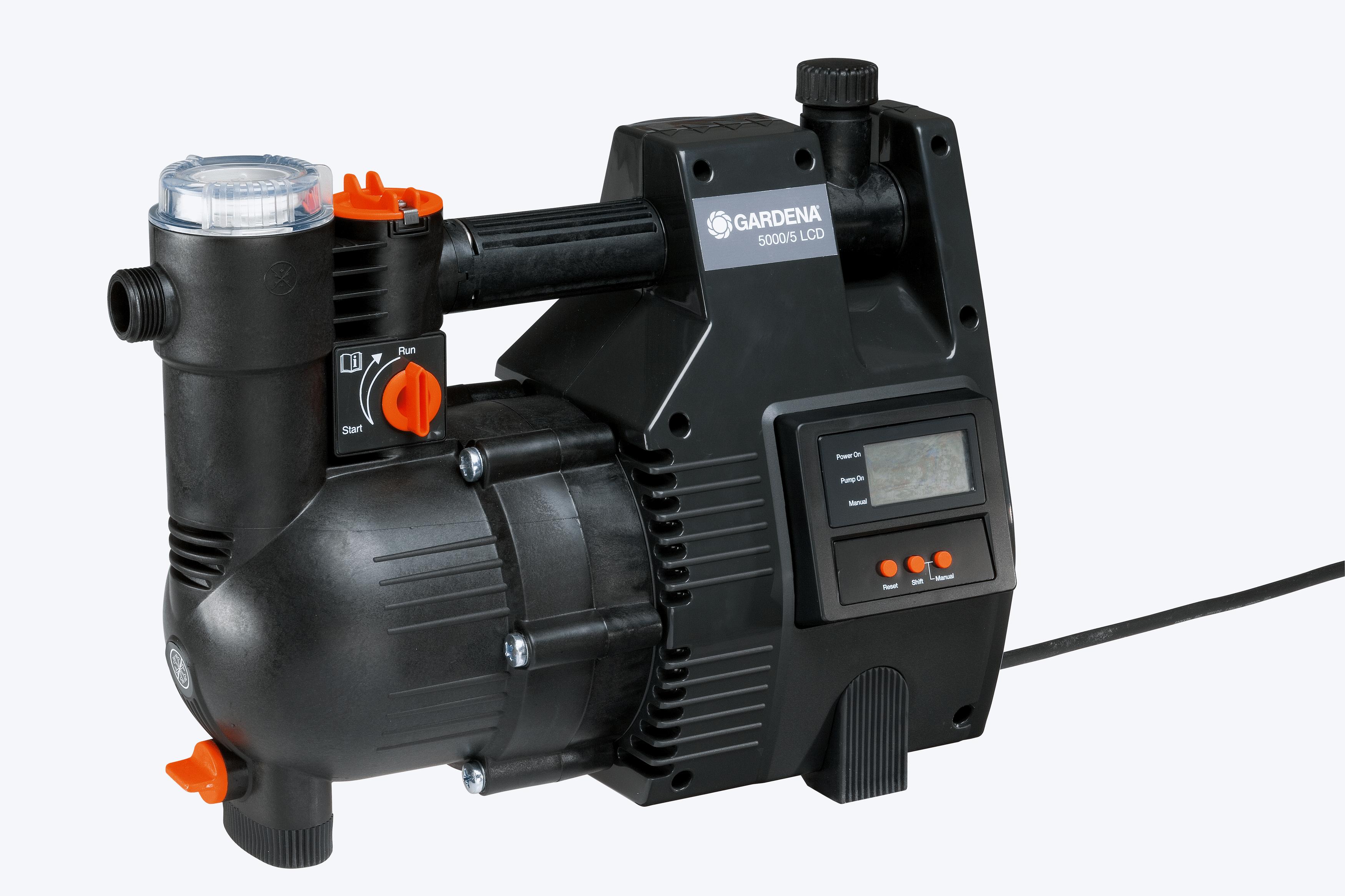 Pumps & Accessories Industrial Water Pumps Standard 5e LCD Comfort ...