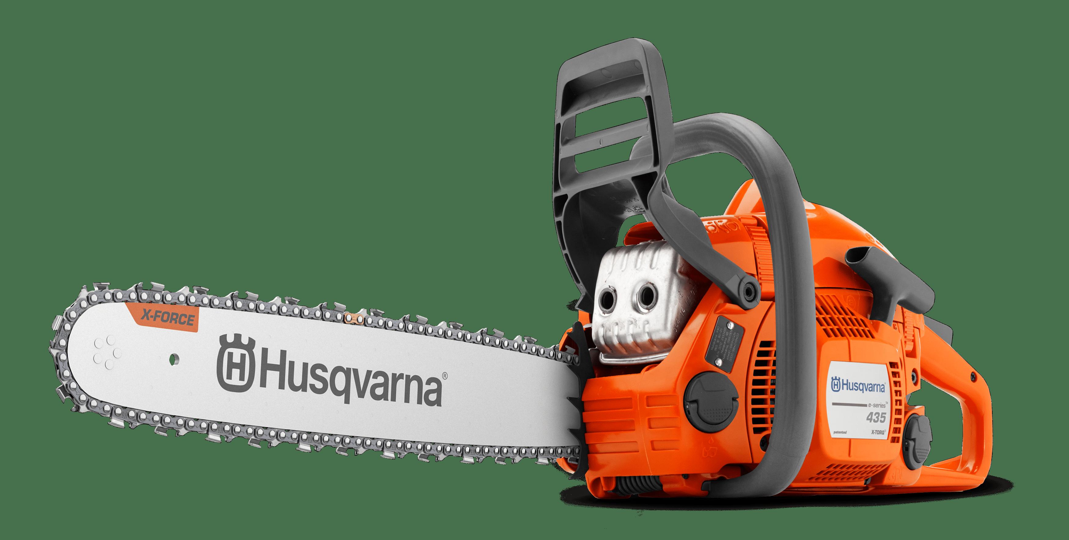 HUSQVARNA 435 E-SERIES X-TORQ CHAINSAW MANUAL /& TOOL