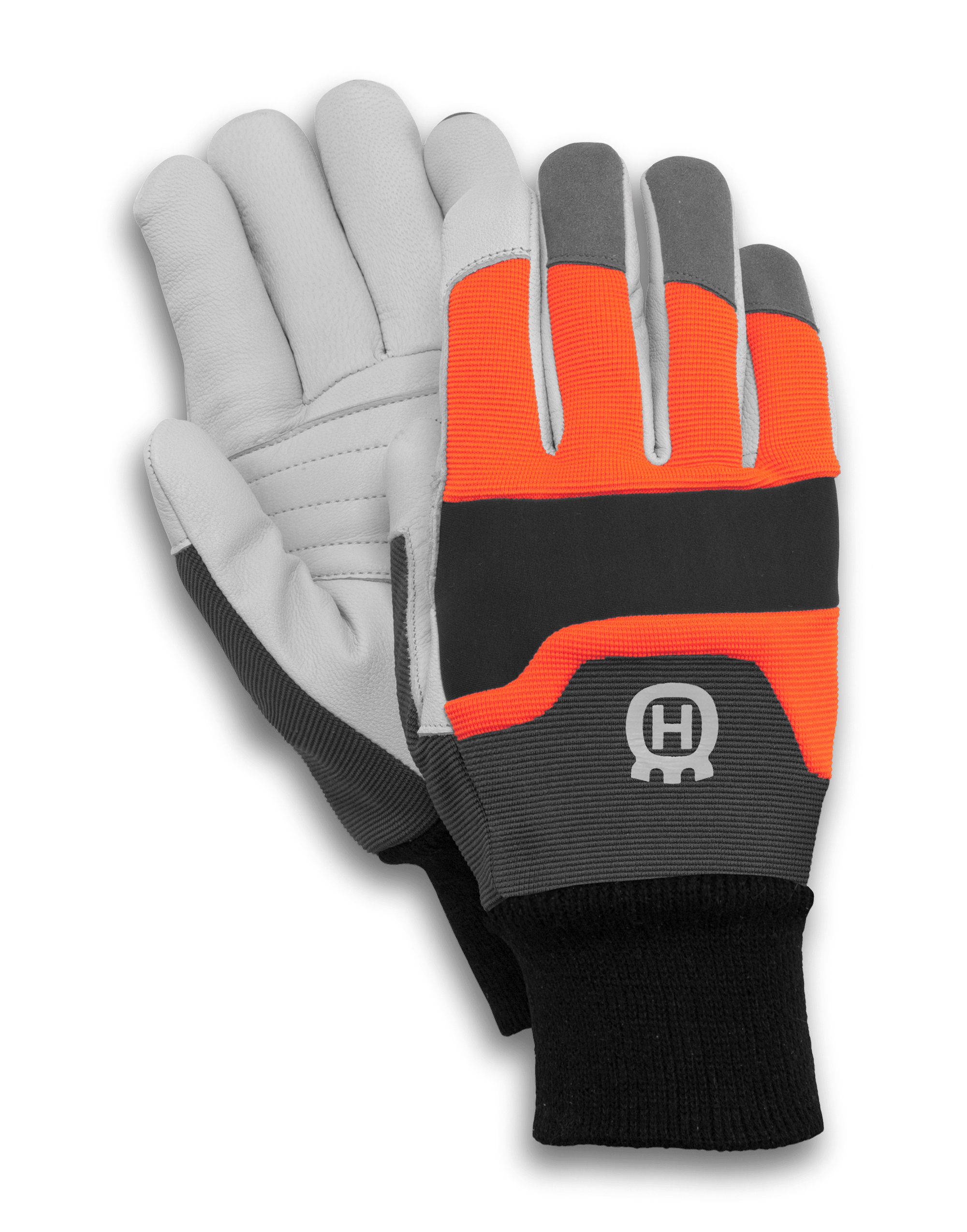 SIZE 09 HUSQVARNA FUNCTIONAL 16 GLOVES W// SAW PROTECTION