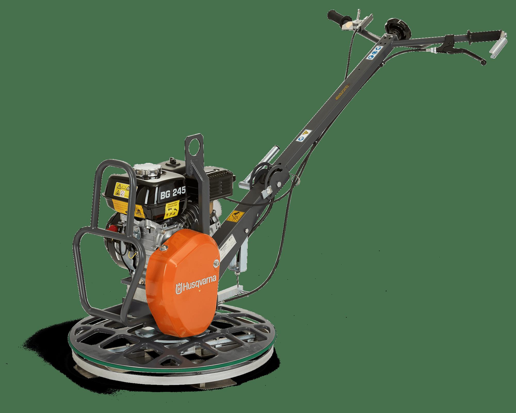 Husqvarna Betongutleggingsutstyr BG 245